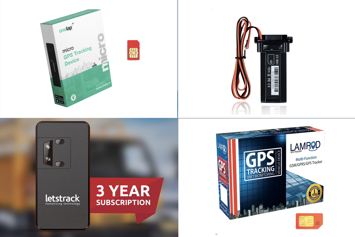 Best GPS Trackers For Vehicles
