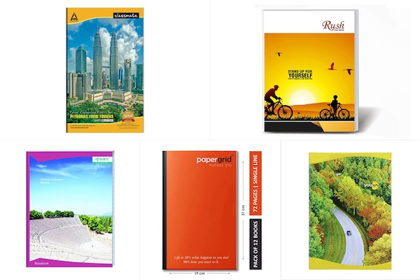 Long Notebooks From Renowned Brands