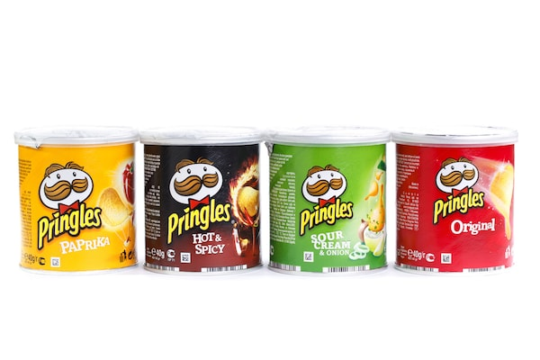 Pringles Pollution: Your Favourite Box of Chips is Not-So-Environment Friendly