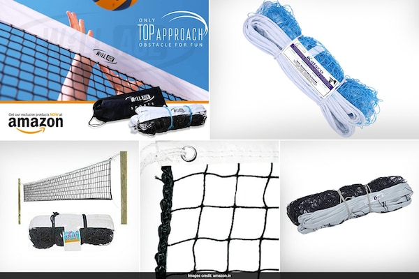 Best Volleyball Nets For Indoors and Outdoors