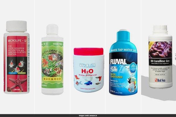 Best Water Conditioners For Providing Hygienic Aquarium Environment