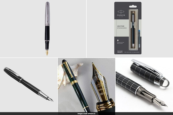 Best Fountain Pens Available In The Market