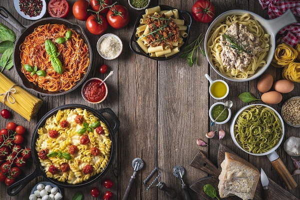 Types Of Pasta Popular Among The Indian Palettes