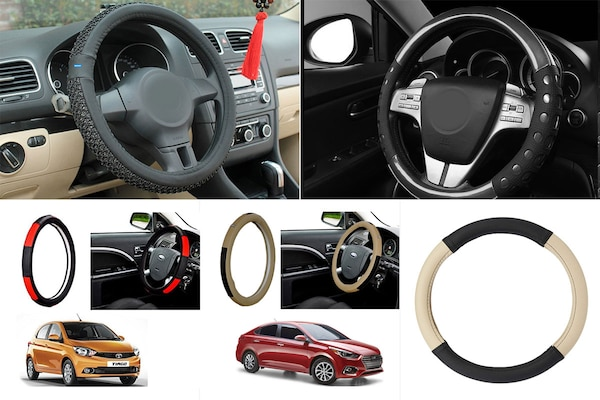 High-Quality Car Steering Wheel Covers