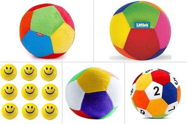 Best Soft Balls For Kids