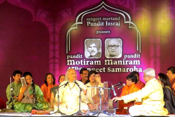 Pandit Jasraj: Remembering The Brilliant Maestro