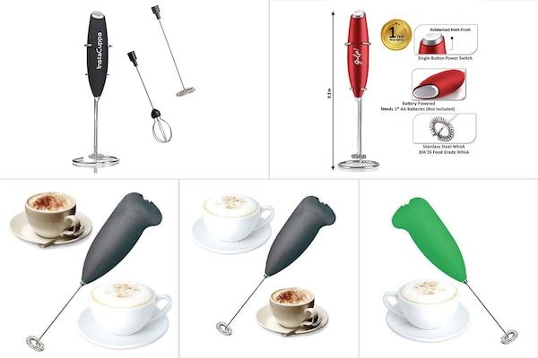Best Foam Makers For Avid Coffee Lovers