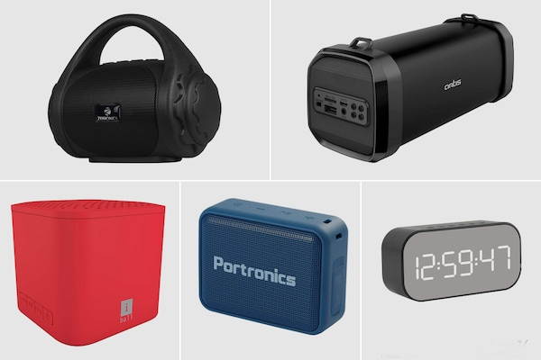 Top 7 Bluetooth Speakers with FM Radio