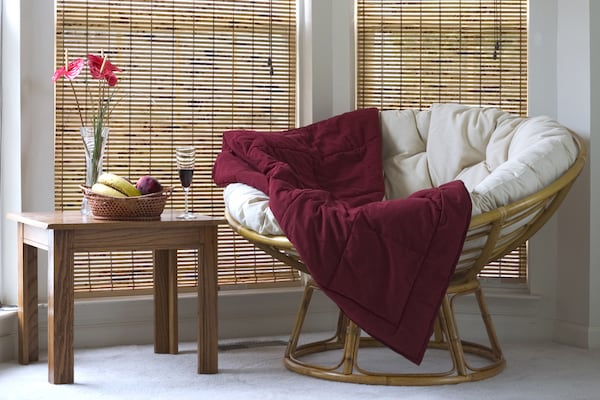 Bamboo Chick Window Curtains: Stylish And Eco-Friendly