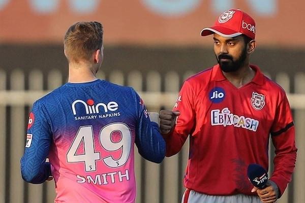 Rajasthan Royals Outplays Kings XI Punjab By Chasing Record Target