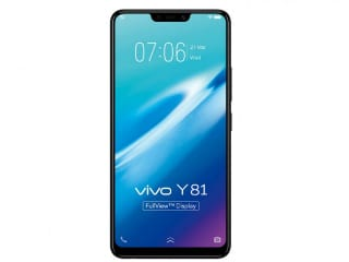 Vivo Y81, Vivo Y71i Price Cut in India, Now Start From Rs. 7,990