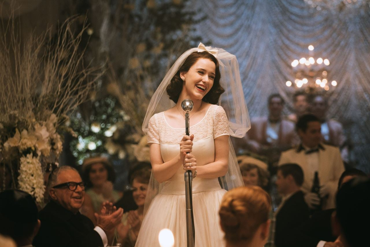 Golden Globes: Amazon's The Marvelous Mrs. Maisel Wins Best TV Comedy, Best Actress