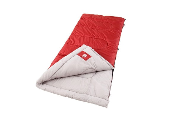 68a481a517d Coleman Palmetto Cool Weather Sleeping Bag