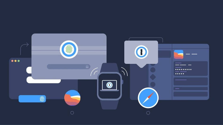 1Password Now Lets You Unlock Your Mac With Apple Watch, Gets Other New Features