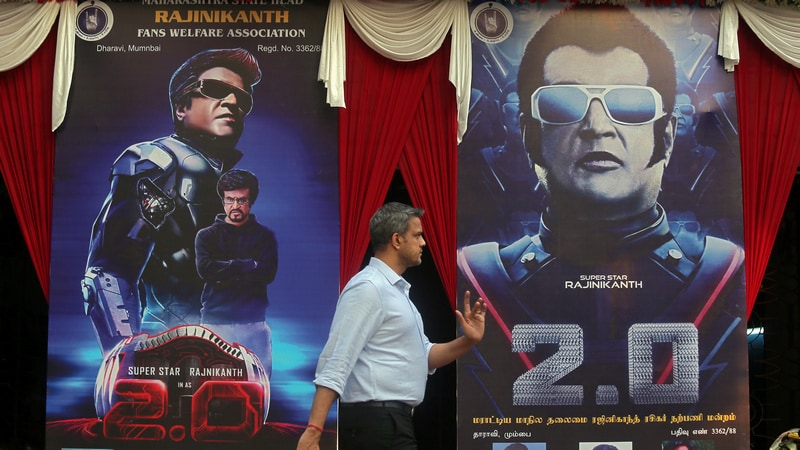 Rajinikanth, Akshay Kumar Starrer 2.0 Out Now in Theatres Despite COAI's 'Concerns' About 'Misinformation'