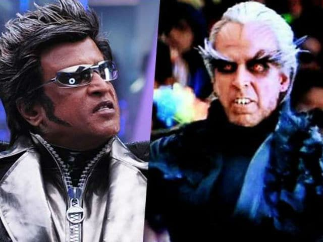 Rajinikanth's 2.0 May Have Only One Song