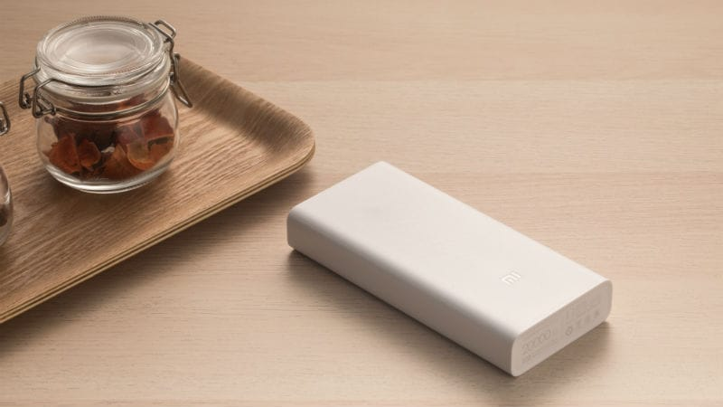 Xiaomi launches 10000mAh and 20000mAh power banks in india