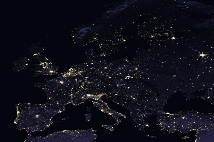 2016 europe nasa Europe NASA Image