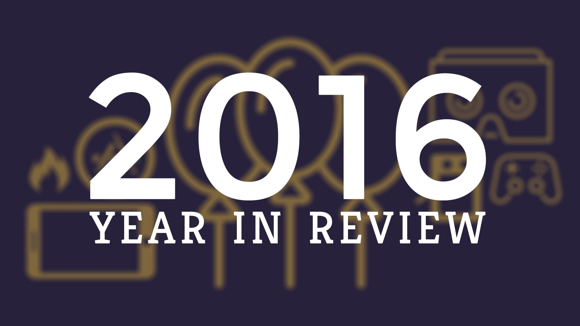 The Best and Worst of 2016, All on One Page