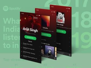 From Arijit Singh to Kabir Singh, Spotify Reveals India's Most-Streamed in 2019