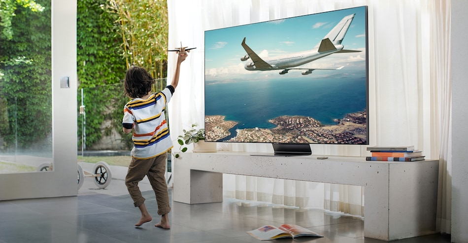 Samsung Crystal 4K Series: Bringing Audio Back to Centre Stage