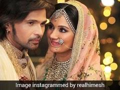 Sonia Kapoor ties the knot with Himesh Reshammiya Photos