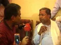All Including Rahul Gandhi Very, Very Confident Of Winning Karnataka: Siddaramaiah