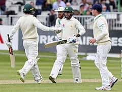One-Off Test: Shadab Khan And Faheem Ashraf Revive Pakistan On Day 2 vs Ireland