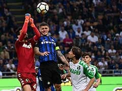 Inter Milan Crash To Seal AS Roma