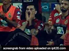 IPL: AB de Villiers' Masterful Six Gets Priceless Reaction From Virat Kohli. Watch Video