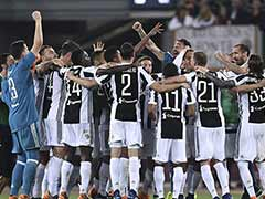 Juventus Complete Double With Seventh Straight Serie A Title