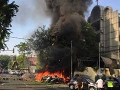 ISIS Claims Responsibility For Indonesian Church Attacks That Killed 13