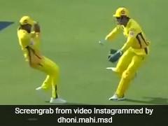 IPL 2018: धोनी ने किया जडेजा से ऐसा मजाक, डर के मारे छिपाने लगे चेहरा, देखें Video
