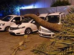 आंधी से उत्तर-प्रदेश, दिल्ली समेत कई राज्यों में तबाही, 40 लोगों की मौत