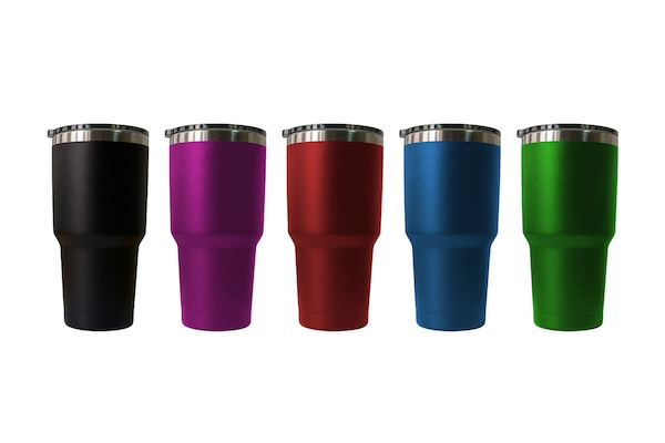 Stylish Steel Glasses With Lids: Carry Around Your Favourite Beverage Fashionably
