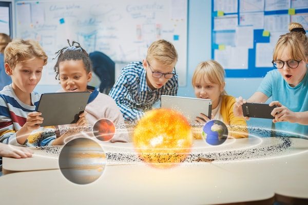 Best Augmented Reality Games For Kids