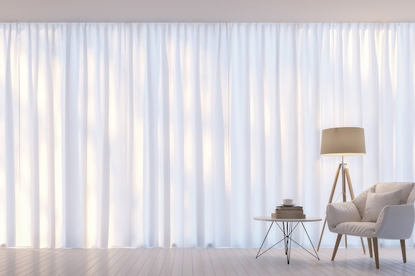 Window Curtains: The Fashionable Blinds For Home Decor
