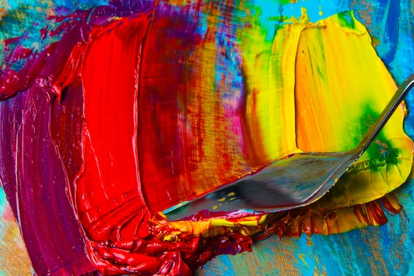 Palette Knives: A Wondrous Tool For Three Dimensional Effects In Artwork