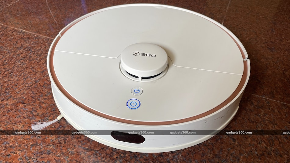 360 S7 Robot Vacuum-Mop Cleaner Review: Laser-Guided Cleaning