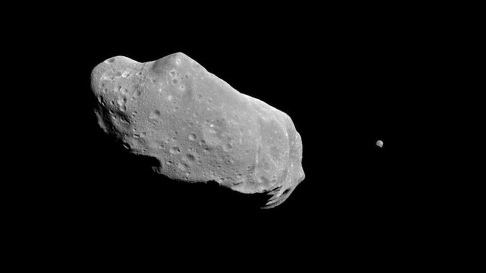 Potentially Hazardous Asteroid That Buzzed Earth Was Travelling With Its Own Moon