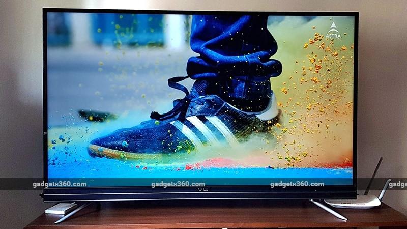 Vu 55SU138 4K UHD Android TV Review   NDTV Gadgets360 com