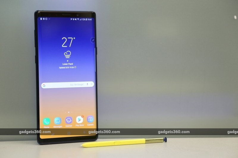 Samsung Galaxy Note 9 Catches Fire in Woman's Purse, Lawsuit Filed: Report