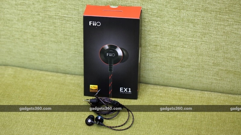 Fiio EX1 (2nd Gen) Review