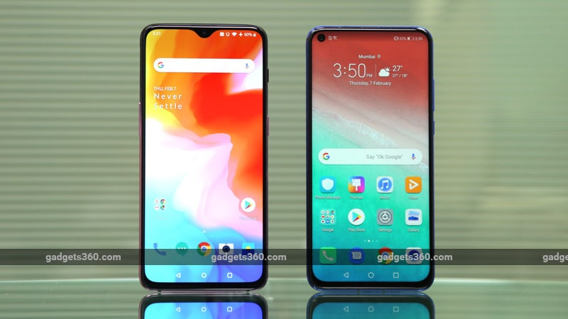 OnePlus 6T vs Honor View 20: Which 'Flagship Killer' Should You Buy?