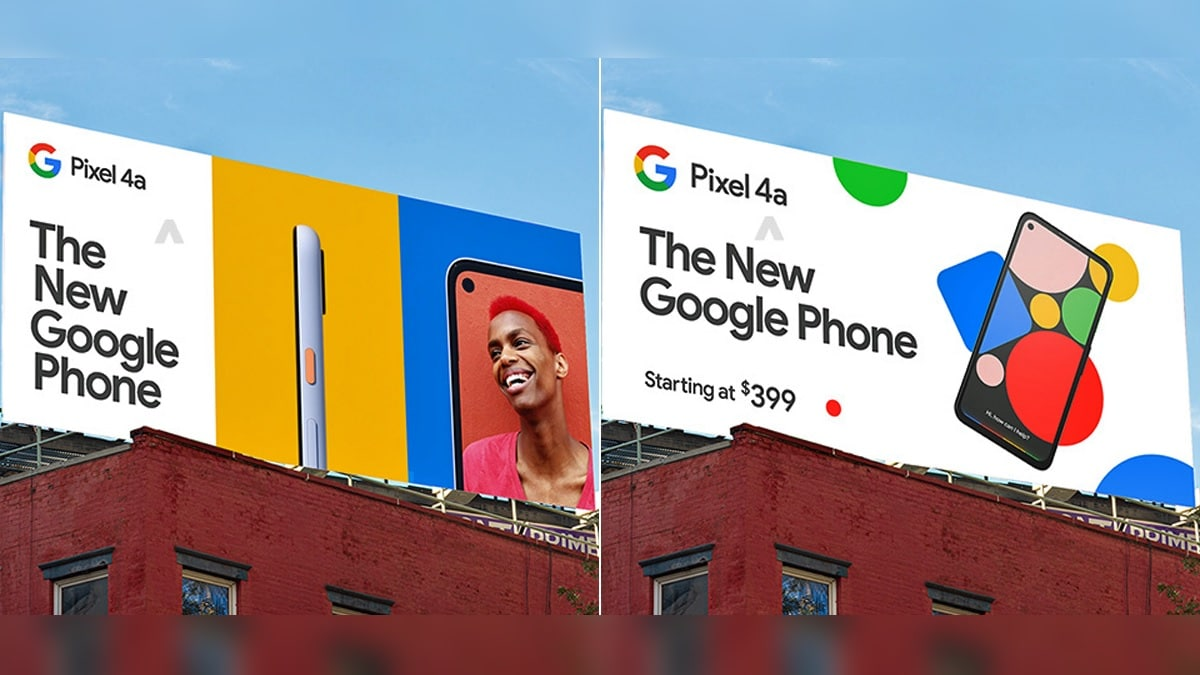 Google Pixel 4a Rumoured to Be Priced at $349 for 128GB Model