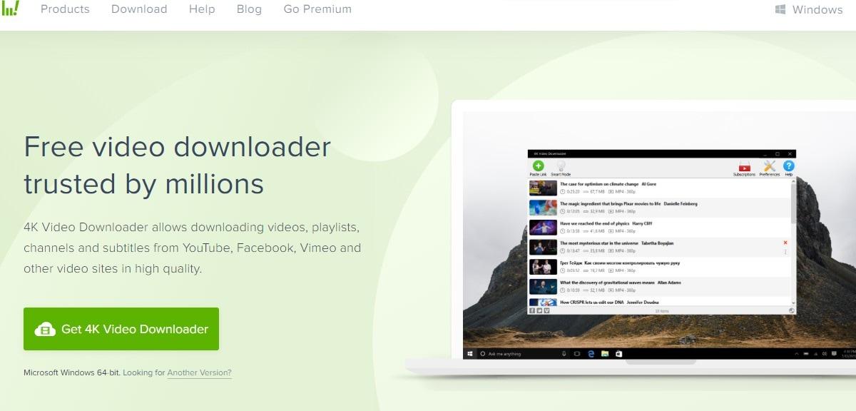4k1  4K Downloader