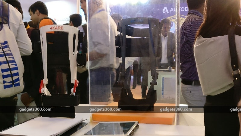 4kare knee supporter autodesk university gadgets 360 211817 111821 4795 Autodesk University 2017  Autodesk  Autodesk University 2017 Showcases 3D Printing Innovation in India 4kare knee supporter autodesk university gadgets 360 211817 111821 4795 1513835535026