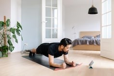 5 Simple Exercises To Stay Fit At Home