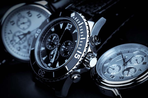 5 Types of Watches: What Makes You Tick?
