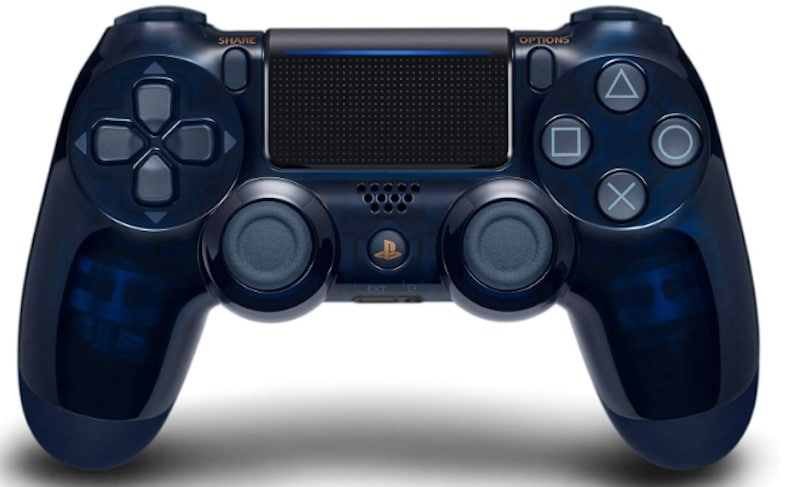 PS4 500 Million Limited Edition DualShock 4 Controller Coming to India